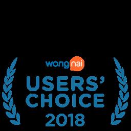 USERS' CHOICE 2018